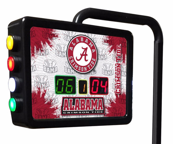 "Alabama ""A"" Electronic Shuffleboard Scoring Unit - Man Cave Boutique"