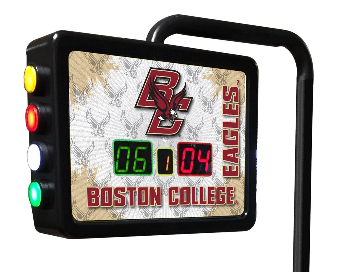 Boston College Electronic Shuffleboard Scoring Unit - Man Cave Boutique