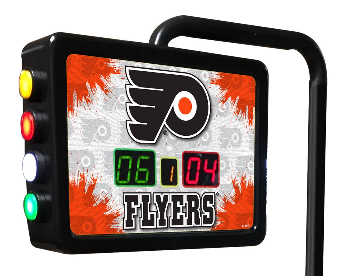 Philadelphia Flyers NHL Electronic Shuffleboard Scoring Unit - Man Cave Boutique