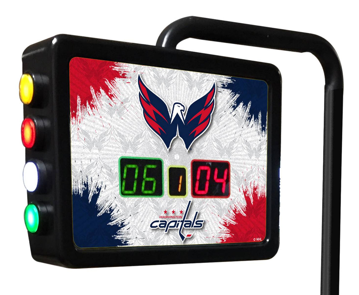 Washington Capitals NHL Electronic Shuffleboard Scoring Unit - Man Cave Boutique