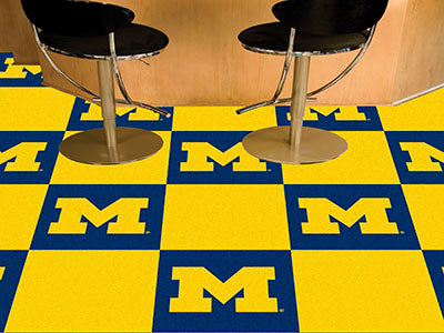 Rug 4x6 University of Michigan - Man Cave Boutique
