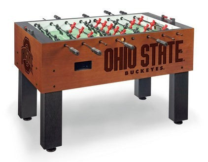 Ohio State Foosball Table - Man Cave Boutique