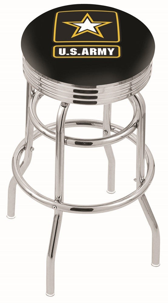 US Army Logo Bar Stool - Man Cave Boutique