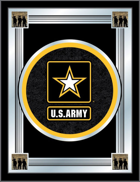 US Army Logo Mirror - Man Cave Boutique