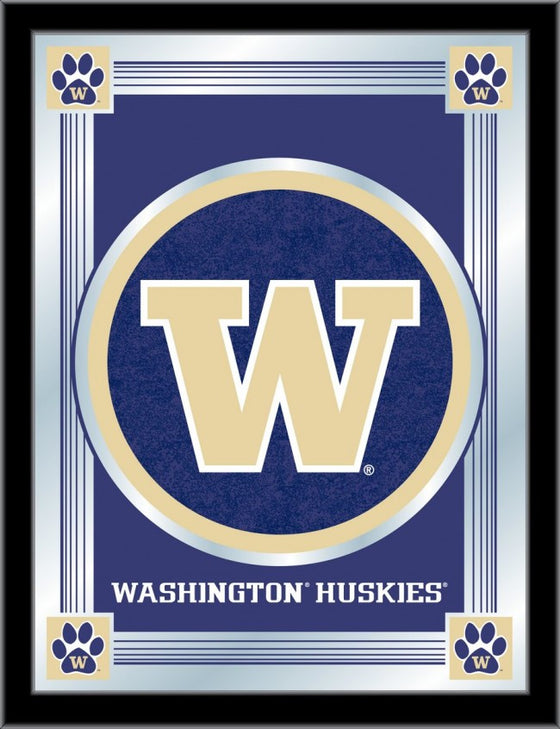 University of Washington Logo Mirror - Man Cave Boutique