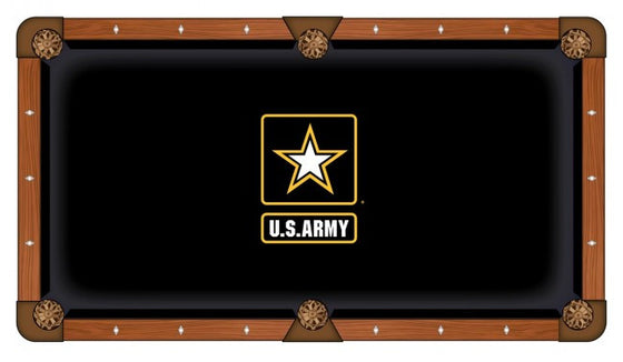 US Army Pool Table Cloth - Man Cave Boutique