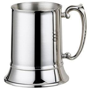 Visol Gondor 16 oz Mirror Finish Stainless Steel Beer Mug - Man Cave Boutique