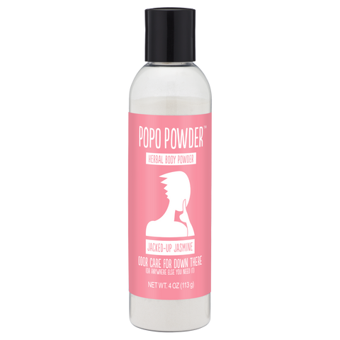 Jasmine PoPo Powder Body Powder