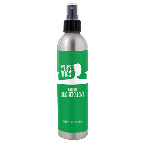 Bye Bye Bugs - Natural Bug Spray - Bonus Pack