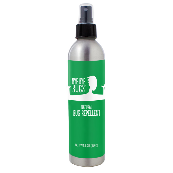 Bye Bye Bugs - Natural Bug Spray - Family Size