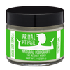 Coconut Lime Natural Deodorant Jar
