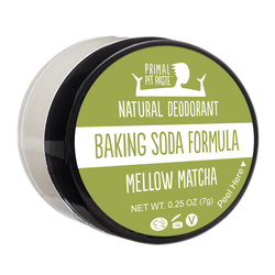 Baking Soda Mellow Matcha Natural Deodorant Mini