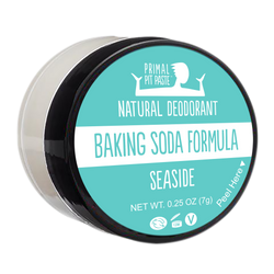 Baking Soda Seaside Natural Deodorant Mini