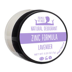 Zinc Lavender Natural Deodorant Mini