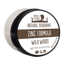 Zinc Wild Woods Natural Deodorant Mini