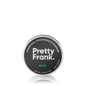 Mini Charcoal Toothpaste Powder