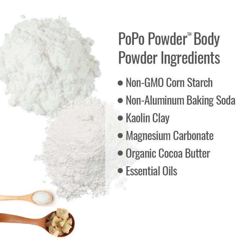 Royal & Rogue PoPo Powder Body Powder