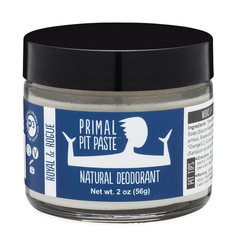 Royal & Rogue Natural Deodorant Jar
