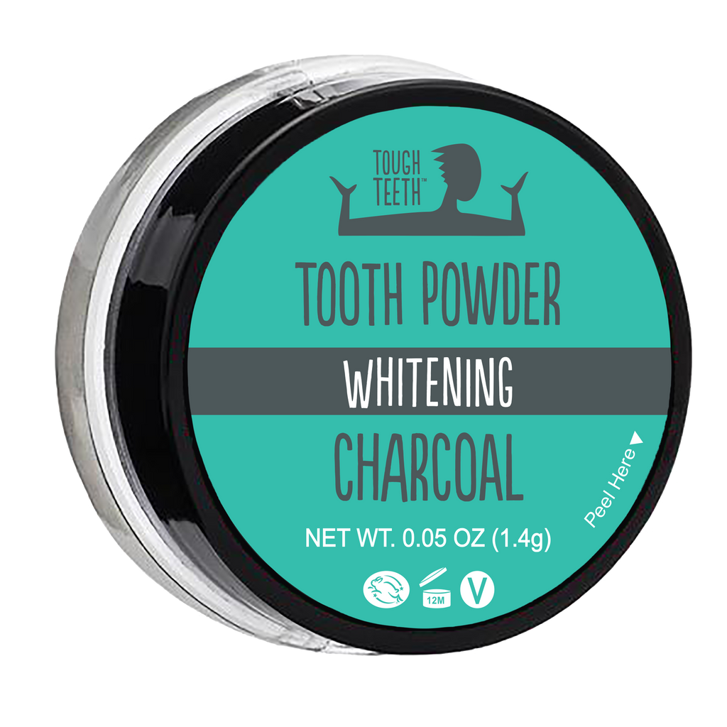 Tough Teeth™ Charcoal Tooth Powder Mini