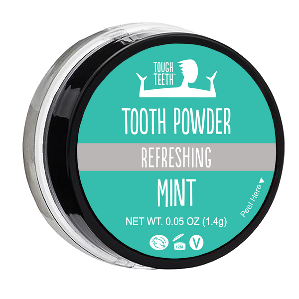 Mint Tough Teeth™ Tooth Powder Mini