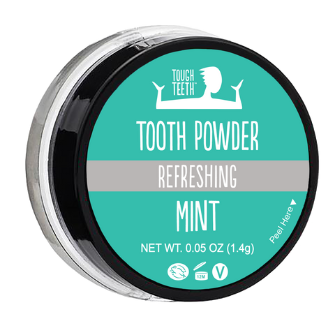 Mint Tough Teeth Tooth Powder Mini