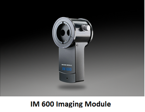 Haag-Streit USA:Haag-Streit IM 600 Imaging Module for BP 900,Digital Imaging