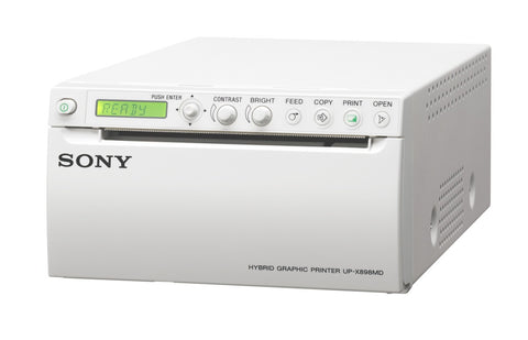 Sony:Sony UPX898MD Black & White Hybrid Video Graphic Printer
