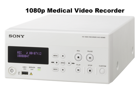 Sony Medical:Sony HVO500MD/SUR HD Medical Video Recorder,HD Medical Grade Recorder