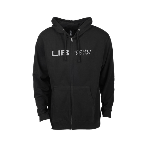 Lib Tech Logo Hooded Zip