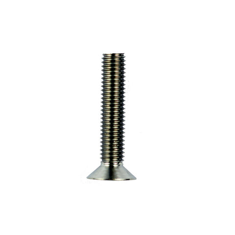 Ride Engine M6 X 25mm Titanium Bolt