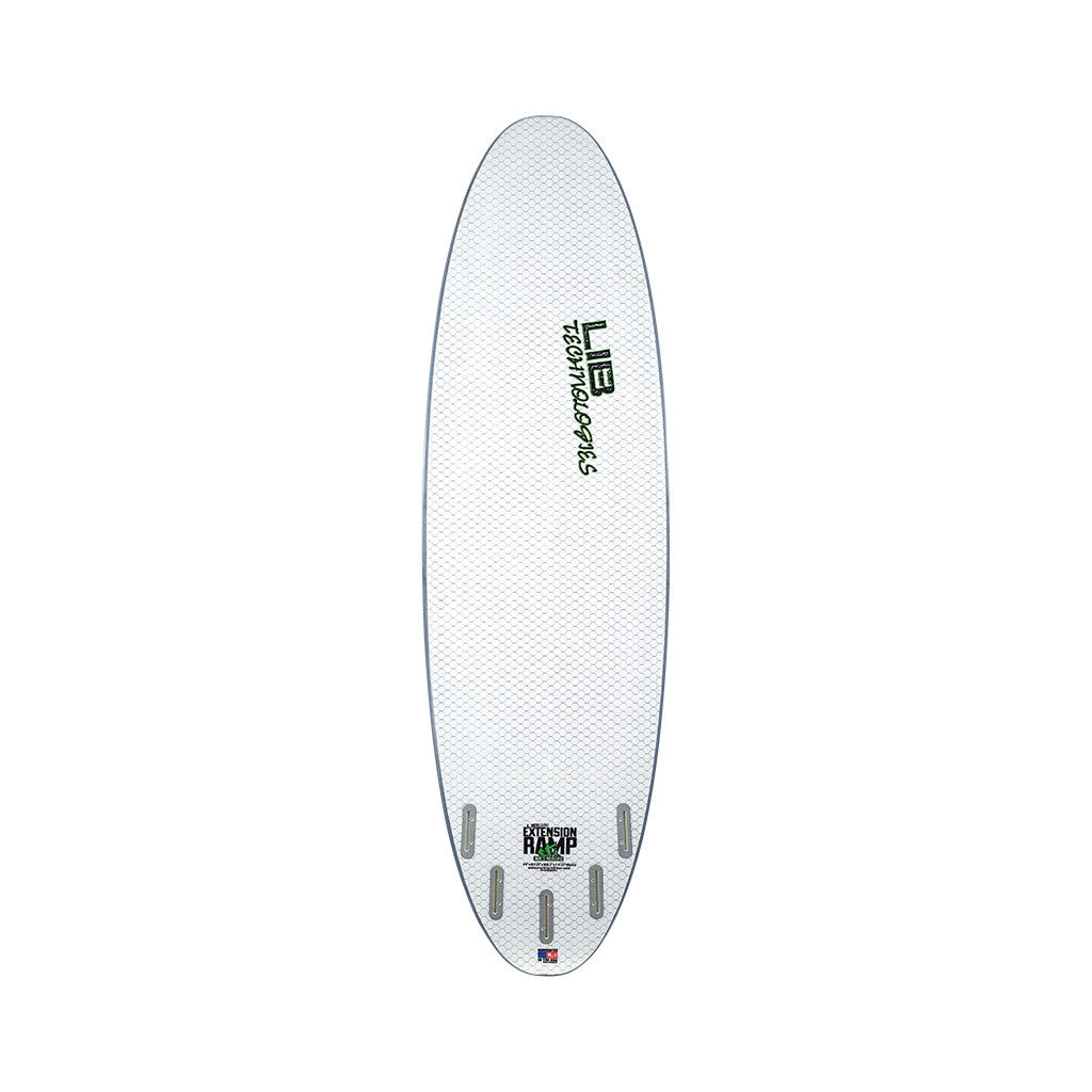 Lib Tech Ramp Logo Surfboard Top
