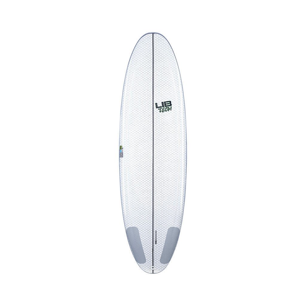 Lib Tech Ramp Logo Surfboard Bottom