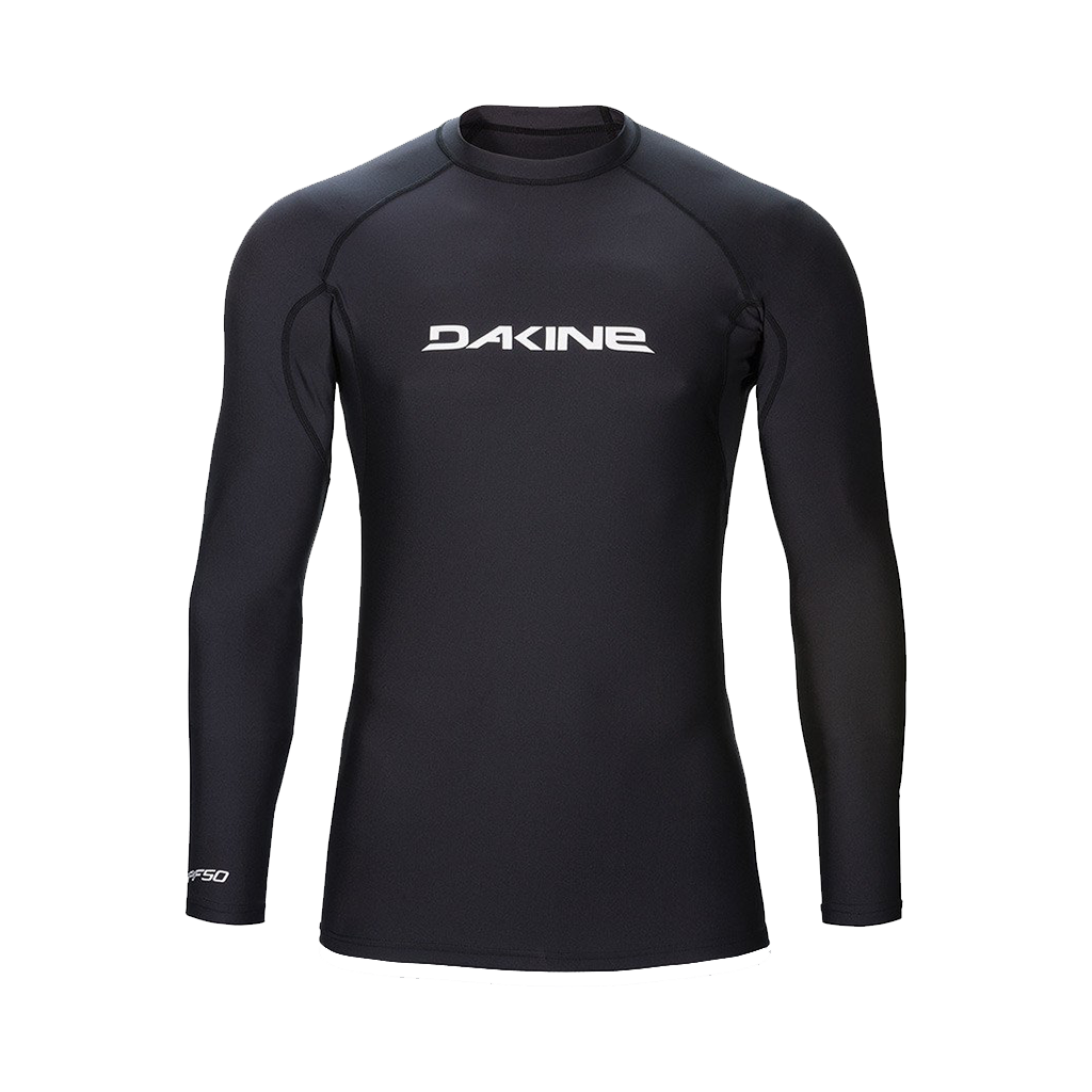 Dakine Heavy Duty Snug Fit L/S Rashgaurd - Men's