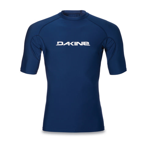 Dakine Heavy Duty Snug Fit S/S Rashgaurd - Men's