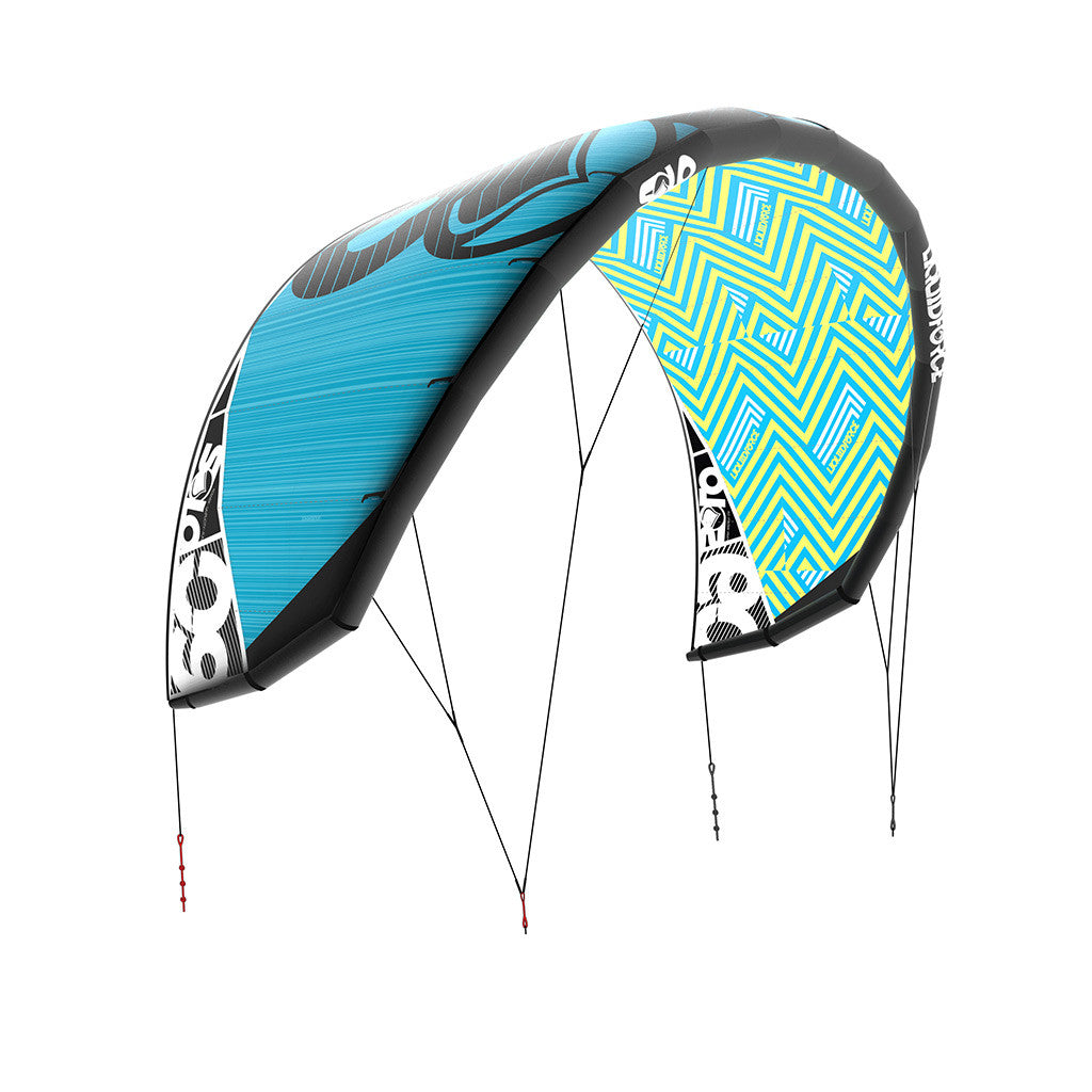 Liquid Force Solo V3 Kiteboarding Kite
