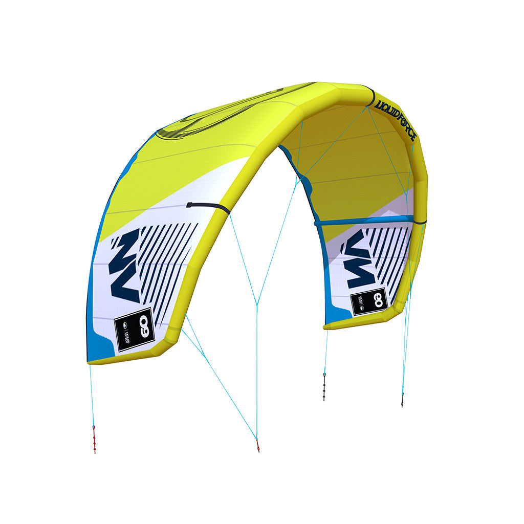 Liquid Force NV V9 Kiteboarding Kite