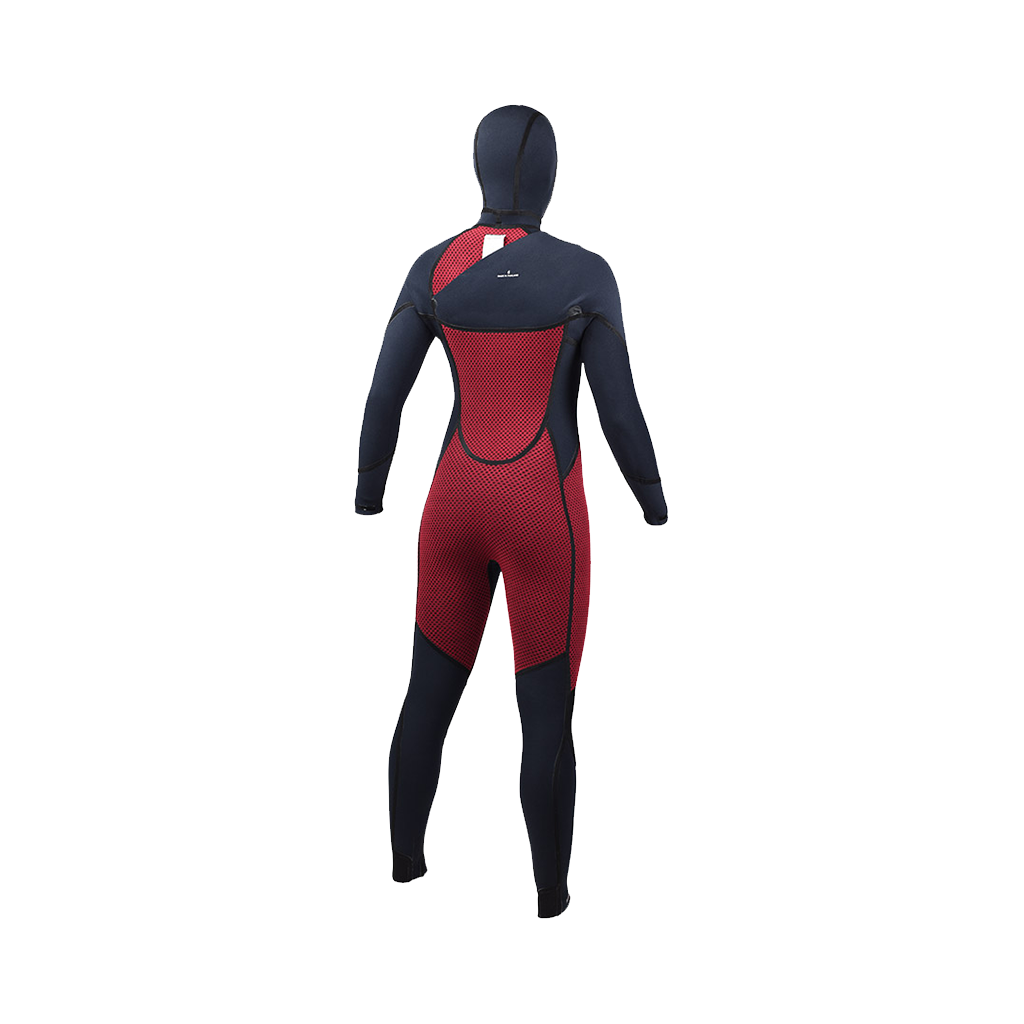 2019 Ride Engine Elara Women's 5/4/3 Full Hooded Wetsuit