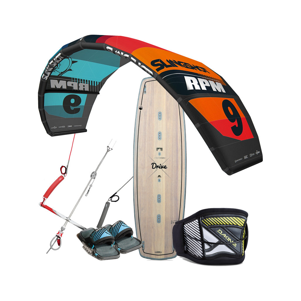 2019 Slingshot RPM Complete Intro to Kite Package