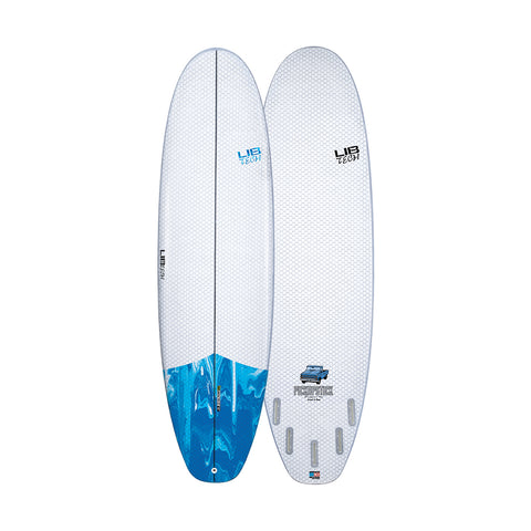Lib Tech Pick Up Stick Surfboard - B Grade - 8'0""