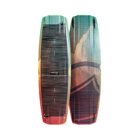 2020 Liquid Force Radnium Kiteboard