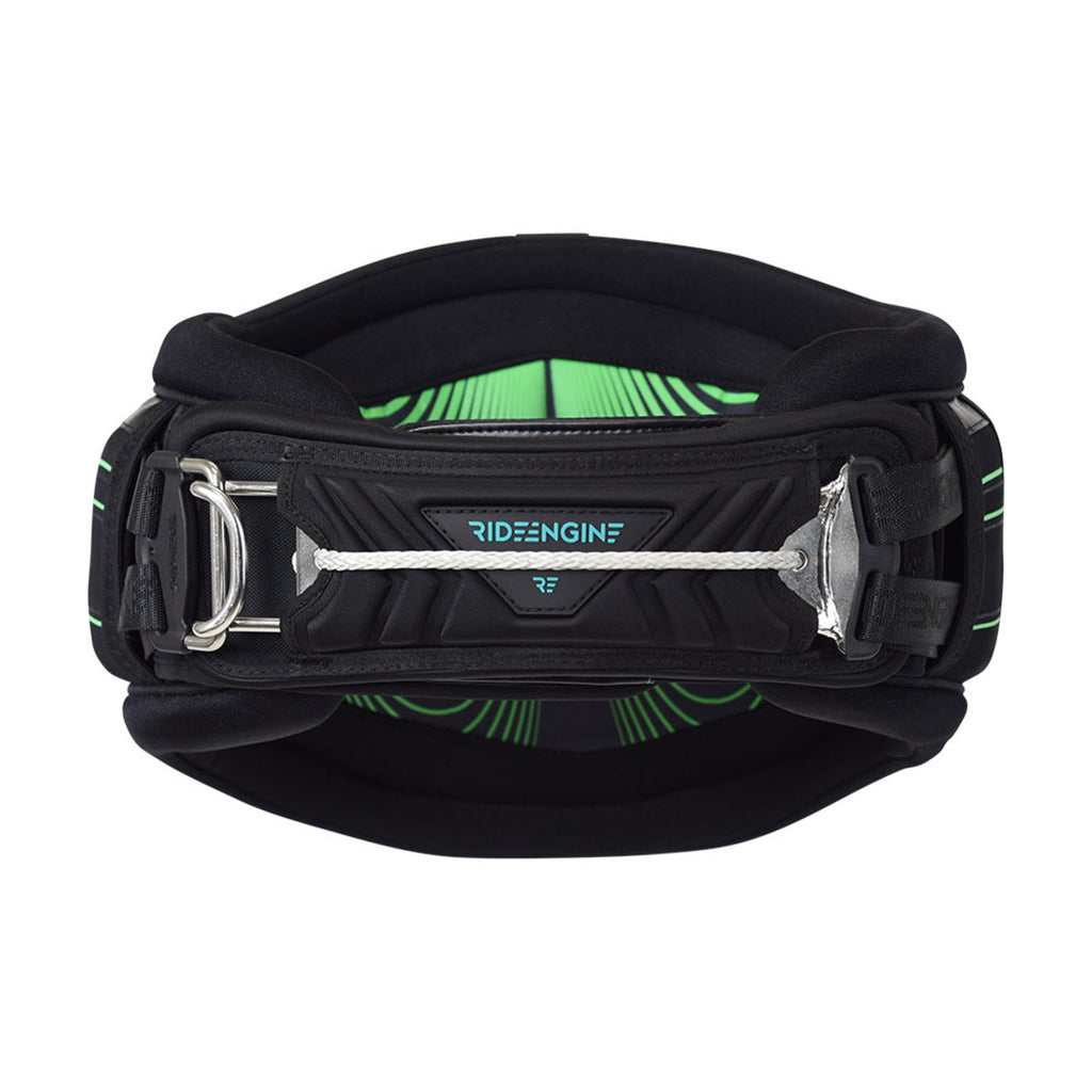 2020 Ride Engine Elite Carbon Green Kiteboarding Harness