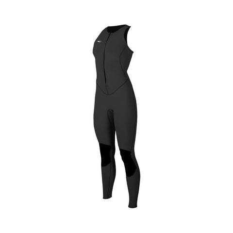 O'Neill Bahia Farmer Jane 1.5MM Women's Wetsuit Black
