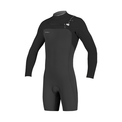 O'Neill Hyperfreak 2mm Chest Zip Long Sleeve Wetsuit