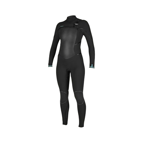 O'Neill Psycho Tech 4/3+mm Front Zip Women's Full Wetsuit