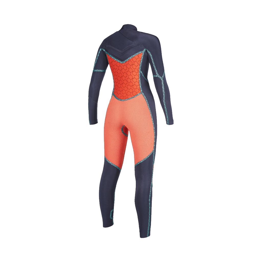2020 Mystic Diva 3/2mm Women's Double Front Zip Wetsuit