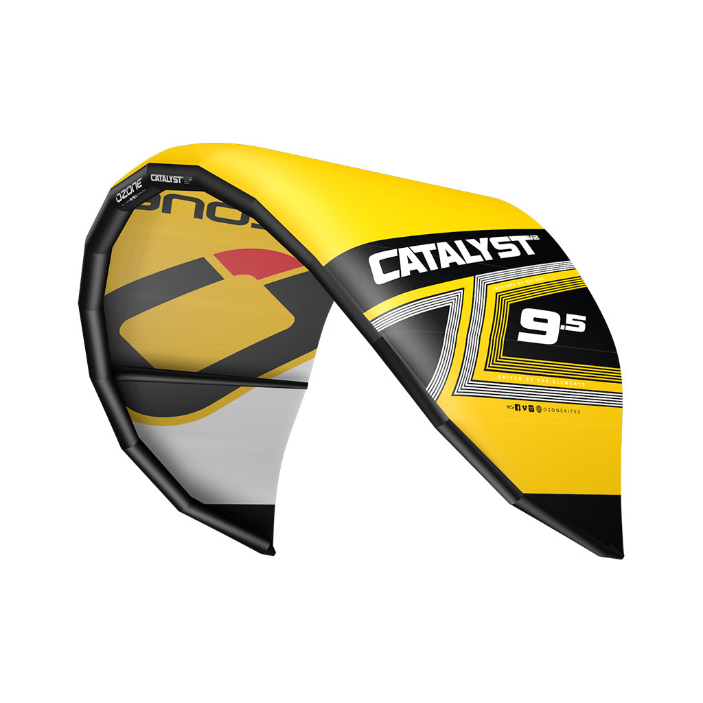 Ozone V2  Catalyst Kiteboarding Kite