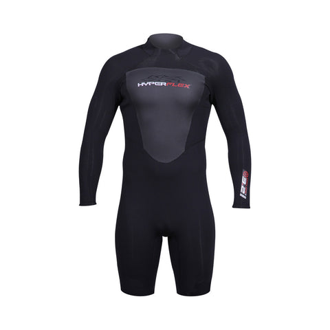 Hyperflex Cyclone2 Long Sleeve Short Leg 2.5MM