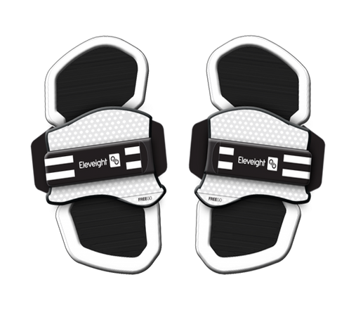 Eleveight Freego Kiteboarding Footstraps