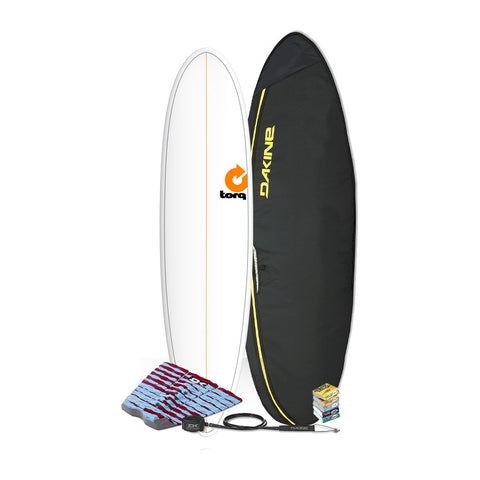 Funboard Surf Package
