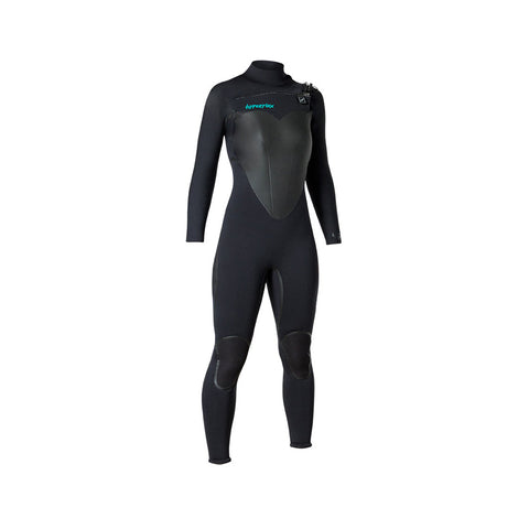 Hyperflex VooDoo 4mm Full Wetsuit Women's